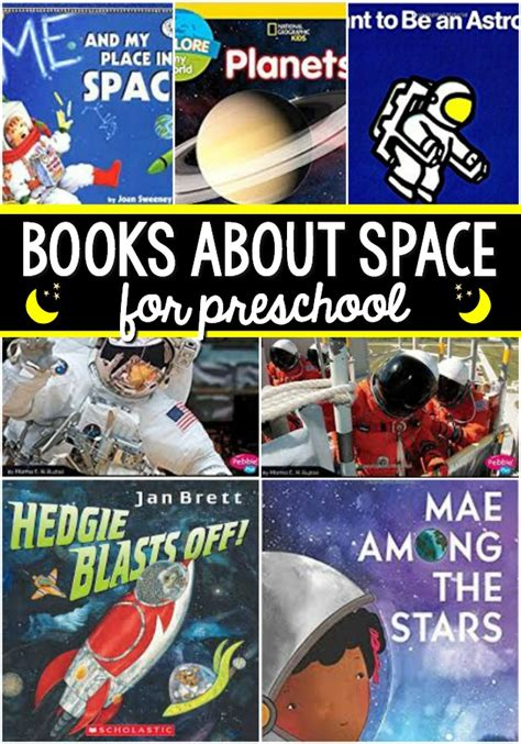 space books for preschoolers pre k pages 999   Books About Space for Preschool