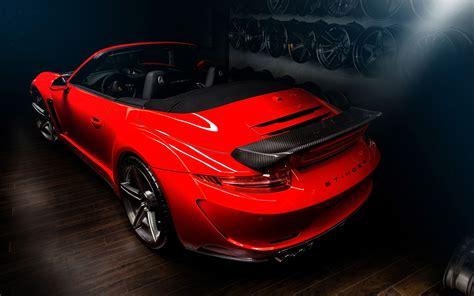 2018 Topcar Porsche 991 Carrera Stinger Cabriolet 2