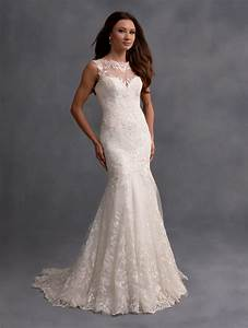 Alfred angelo wedding gowns review offers brides an array for Wedding dress finder