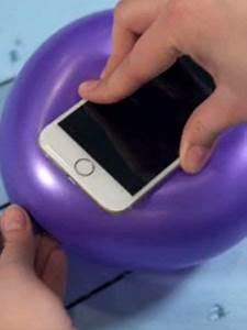 Sieh An Einfach Günstig : handyh lle aus luftballon basteln handyh lle selber ~ A.2002-acura-tl-radio.info Haus und Dekorationen