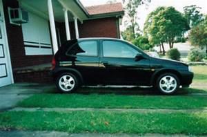 Holden Barina Service Repair Manual