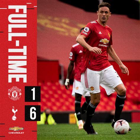 Manchester United vs Tottenham 1-6 – Highlights [DOWNLOAD ...