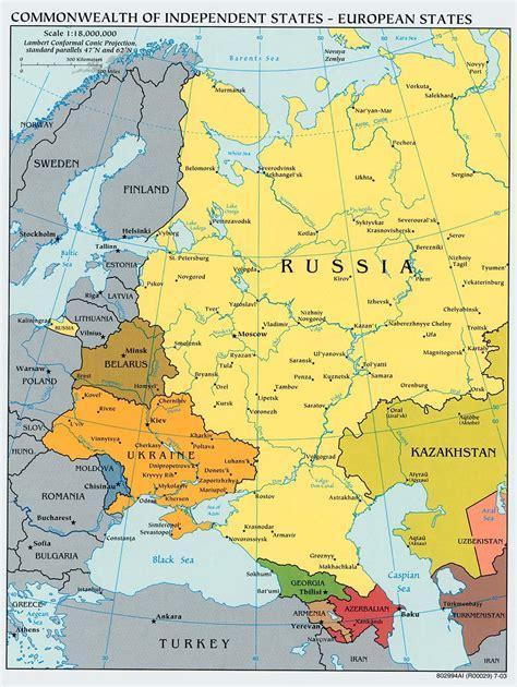 russia    soviet republics maps perry
