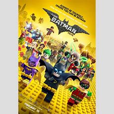 The Lego Batman Movie  New Poster  F I L M Y  K E E D A