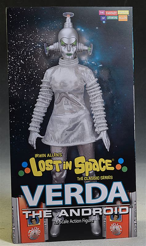 review    lost  space verda android sixth