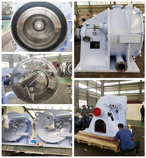automatic continuous horizontal scraper discharging siphon centrifuge spin dewatering machine