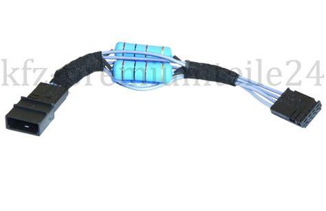 le de cing led adapter widerstand original audi led kennzeichen leuchten a3 a4 a6 q7 4h0943021