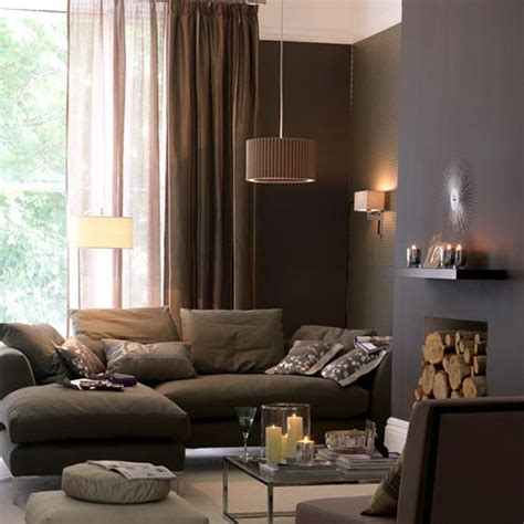 chocolate brown living room ideas traditional living room ideas ideas for home garden