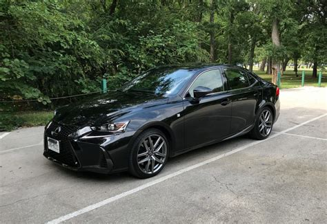 lexus is f sport 2017 black 2017 lexus is 350 f sport test drive