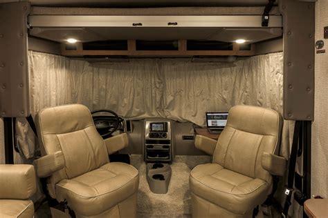 sunstar interior lounge winnebago rvs