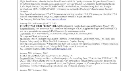 certified flight instructor resume terry bowden consultant der resume