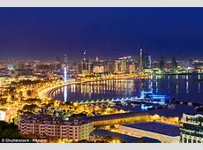 Baku The capital of Azerbaijan is coming into focus fast