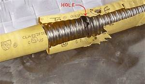 Flexible Gas Piping And Proper Grounding Of Flexible Gas