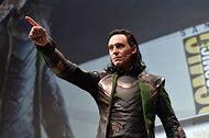 Tom Hiddleston Loki Comic-Con