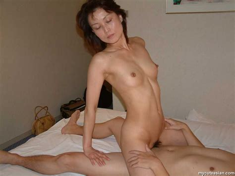 Japanese Amateur Wife Gives A Blowjob