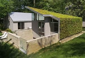 House With Vertical Garden Facade