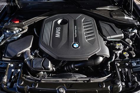 Bmw's B58 3.0 Liter Turbocharged Engine Wins The 2016