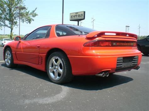 Purchase Used 1992 Mitsubishi 3000 Gt Vr4 78800 Miles In