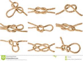 Different Types of Rope Knots