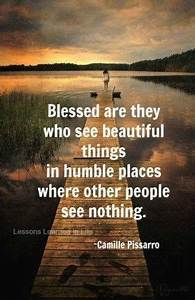 Blessed are the... Beautiful Cities Quotes