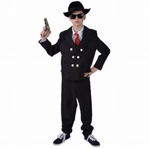 Déguisement Année 30 : d guisement gangster gar on ann es 20 30 luxe ~ Melissatoandfro.com Idées de Décoration