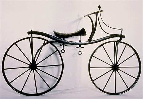 Bicycle History  The 19th Century  There And Back Again