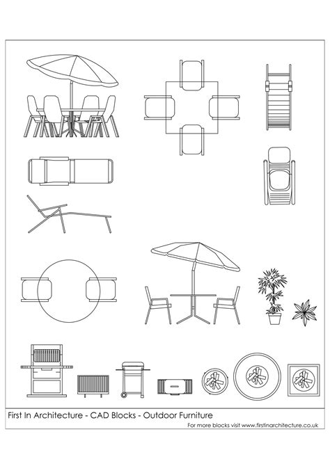 wall mounted coat free cad blocks outdoor furniture in architecture