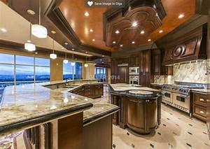Luxury Kitchen with lavish finish | My Dream Home ...