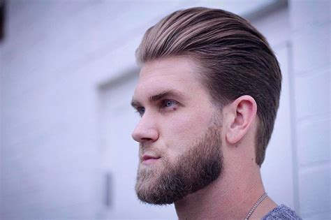 how to get bryce haircut how to get bryce harpers haircut bryce haircut