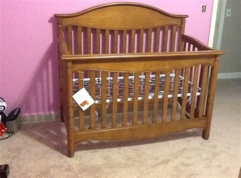 Lajobi Bed Rail Kit by Babi Italia Harrington Lifestyle Crib Review