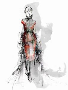 Acuarelas Cuero Ilustraciones Acuarela Vivienne Westwood Design Sketches Ilustraciones De Moda