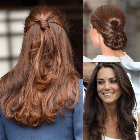 Kate Middleton's looks and her incredible metamorphosis