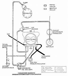 Ford 60 Diesel Vacuum Line Diagram