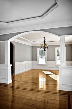 classic molding  wainscoting home remodeling home house