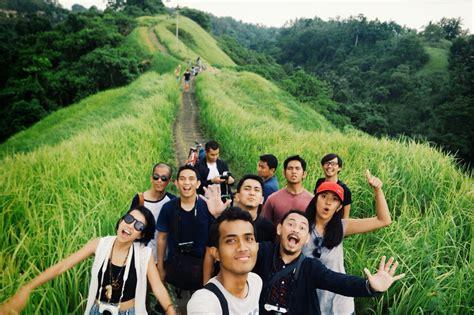 bukit campuhan ubud tempat wisata alam  ubud bali