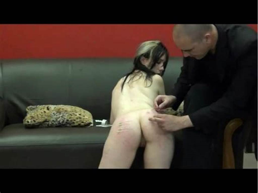 #He #Sticks #Needles #Through #Her #Ass #For #Pain