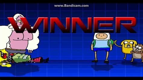 Zim/spongebob Vs. Rigby/finn & Jake