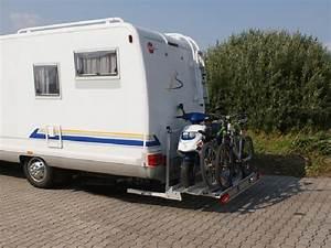Motorradträger Für Wohnmobil : motorradtr ger plus 2 fahrr der wohnmobil zubeh r f r ~ Kayakingforconservation.com Haus und Dekorationen