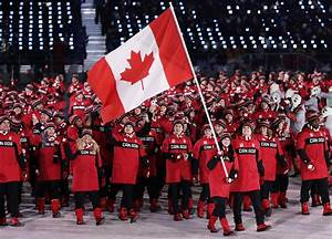 Team Canada Among Best Dressed at PyeongChang 2018 Opening Ceremony