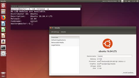 Ubuntu Resume Process Terminal by How To Upgrade Ubuntu From 14 04 Lts To 16 04 Lts