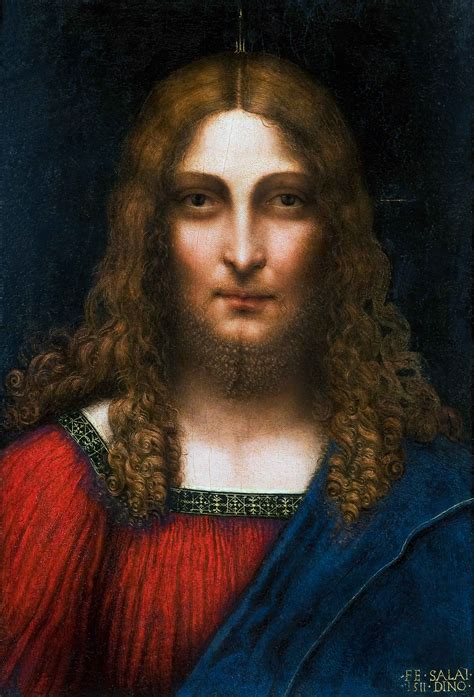 Gian Testa by Testa Di Cristo Redentore Veneranda Biblioteca Ambrosiana