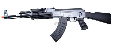 CYMA CM028A AK-47 RIS AEG Airsoft Rifle FULL METAL, 380 FPS