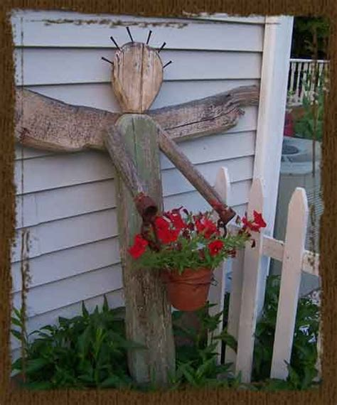 25 trending primitive garden decor ideas on