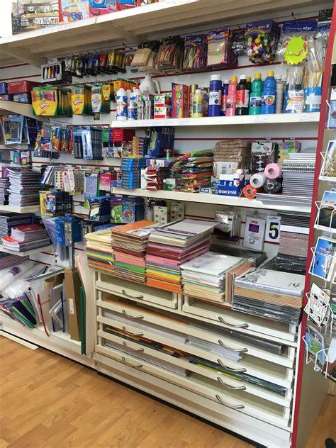 Stationery Shops - Mortimer Shop Fitting & Shop Fitters ...