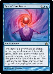 eye of the storm magic card
