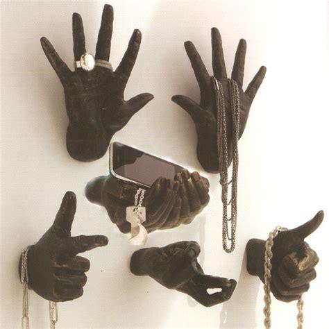 Hand Wall Sculptures - Eclectic - Wall Sculptures