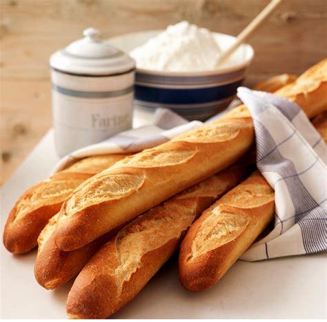 baguettes recipe dishmaps