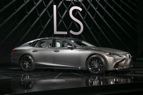 lexus ls 2018 lexus ls first look review motor trend