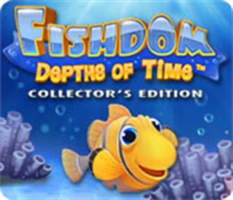 Fishdom: Depths of Time Collector's Edition iPad, iPhone