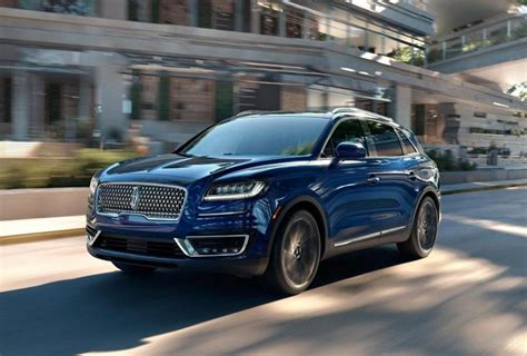 2019 ford nautilus 2019 lincoln nautilus price release date review specs